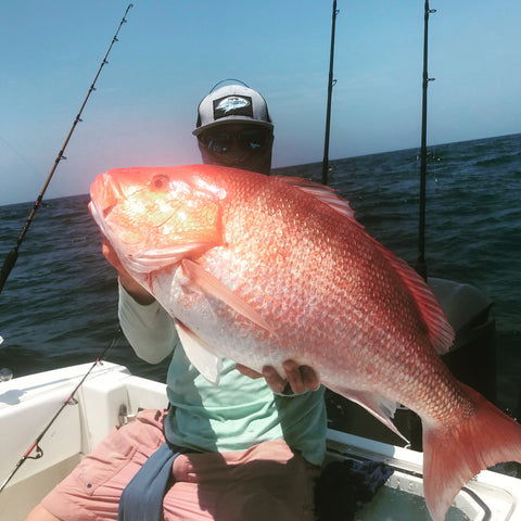 Red Snapper Trip From HFD