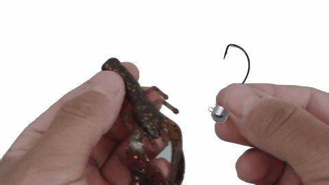 How To Rig a Jig For Bass