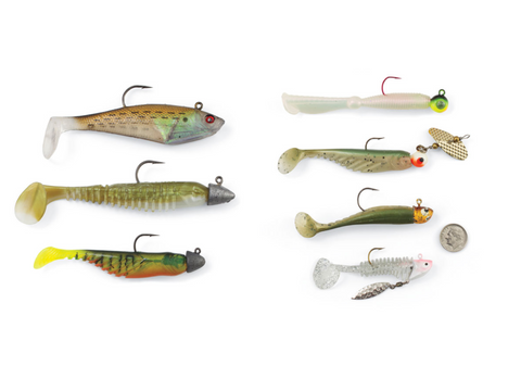 Jigheads for swimbaits