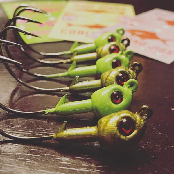 Jig Warehouse: Inshore Jigs, Sheepshead Jigs, flounder jigs, and more