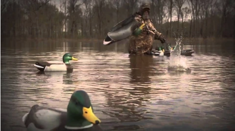 Respect Other Duck Hunters