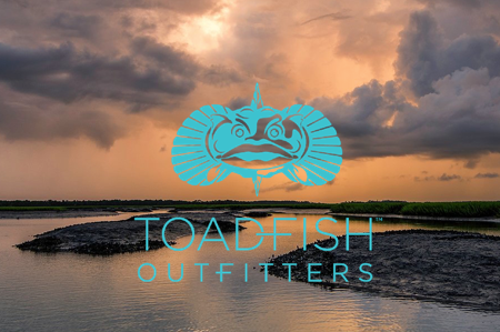 Toadfish Outfitters | Oyster Knives | Sheepshead Rods