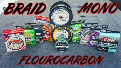 Best Saltwater Fishing Line Types