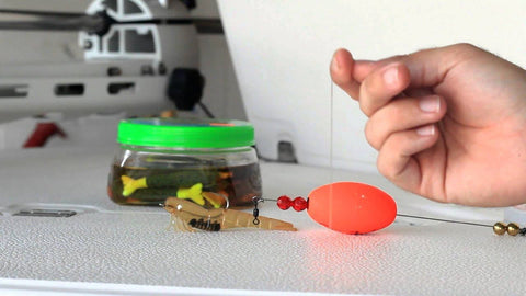 how to make a popping cork rig