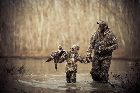 Setting duck hunting goals