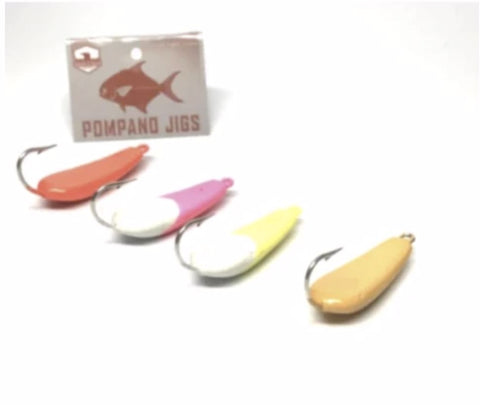 pompano jigs for pompano fishing