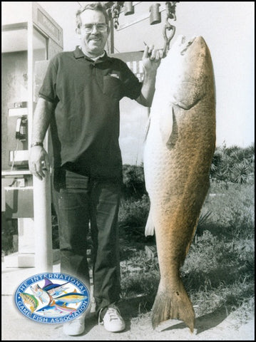 Redfish United Stated Record