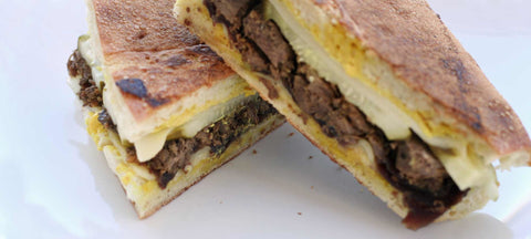 Wild Duck Cuban Sandwich