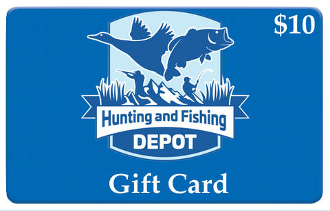 Hunting and Fishing Depot Giftcard