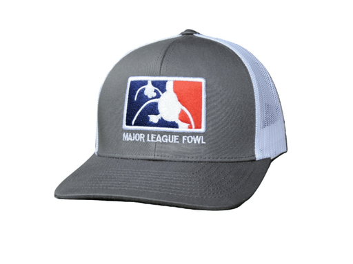 3D Logo Trucker Hat | Major League Fowl - Hunting and Fishing Depot