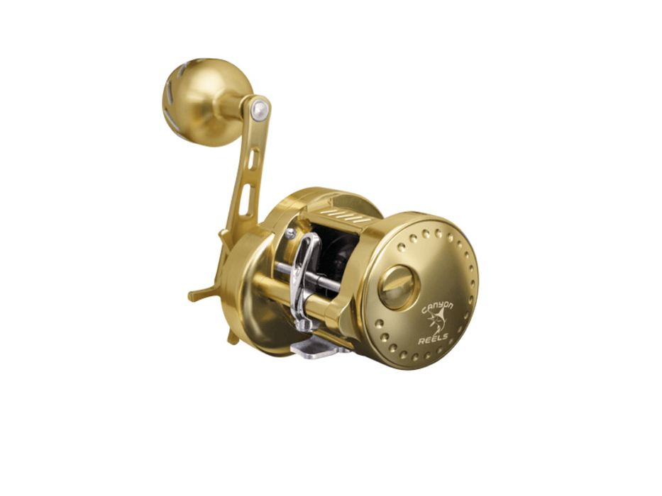 Axel 400 | Wind Reel | Canyon Reels - Hunting and Fishing Depot