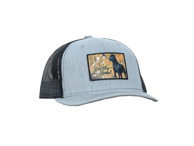 Black Lab and Mallard SnapBack Trucker Hat | East Coast Waterfowl - Hunting and Fishing Depot