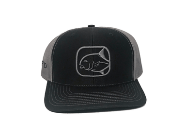 Black/Grey Permit Hat | HFD