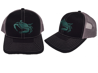 Haocline Crab Trucker Hat