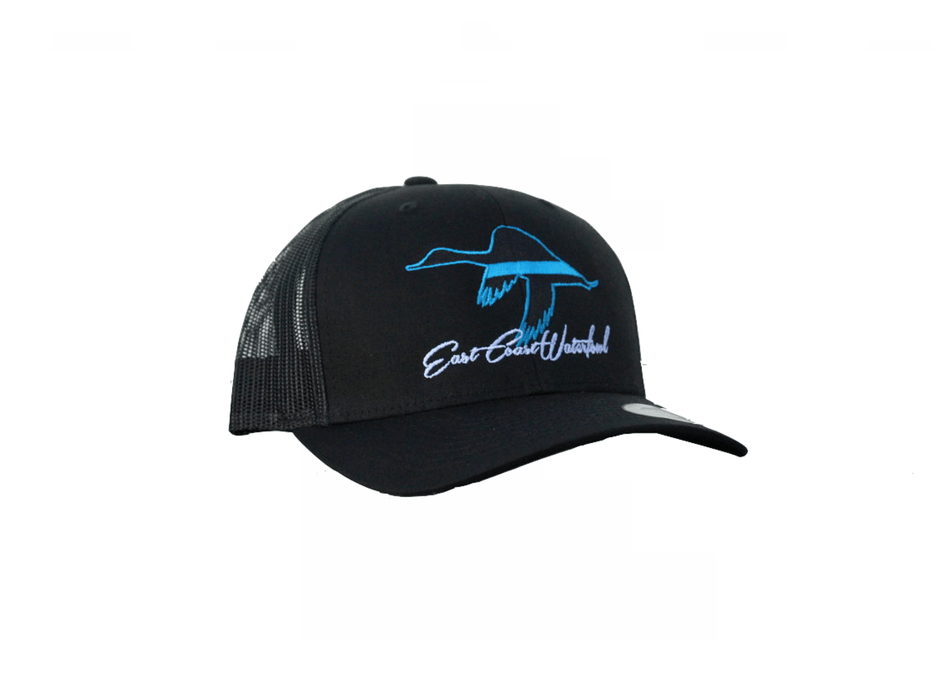 East Coast Waterfowl Blue Line Duck Snap back