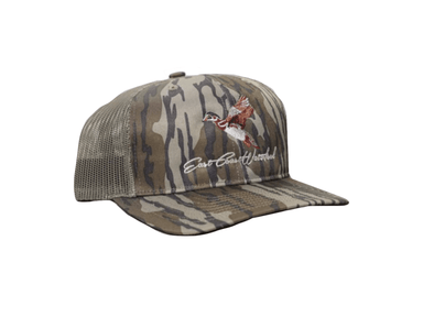 Wood Duck Waterfowl Hunting Trucker Hat | East Coast Waterfowl