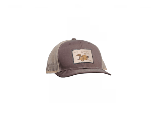 1974 Duck Stamp Patch Snap Back Brown/Khaki