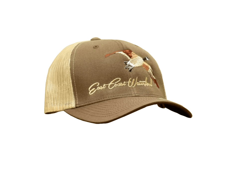 Brown/Khaki Goose Snap Back