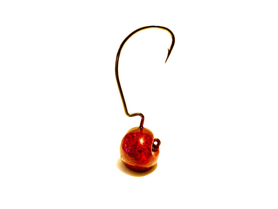 Candy Apple EWG Stand Up Jigs