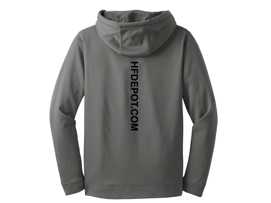Charcoal Performance Hoody | Hunting and Fishing Depot - Hunting and Fishing Depot