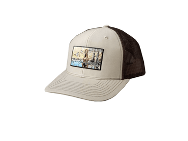 Chocolate Lab Trucker Hat | East Coast Waterfowl - Hunting and Fishing Depot