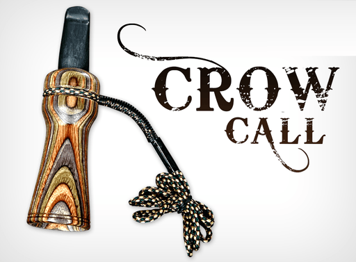 Crow Call | Turkey Locator Call | Tom Teasers - Hunting and Fishing Depot