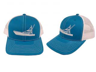 Halocline Sportfisher Trucker Hat