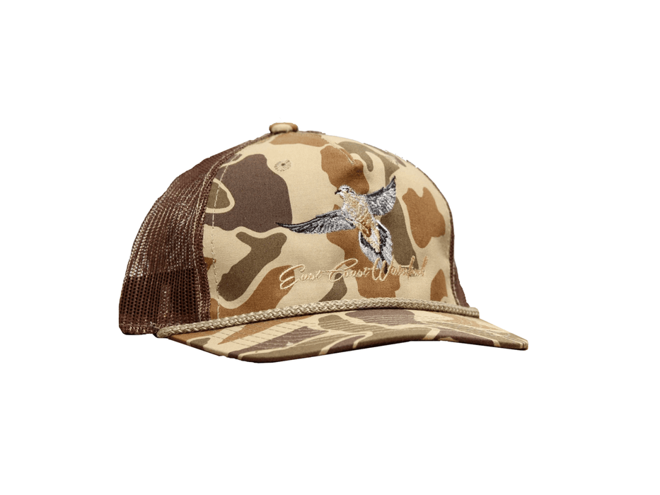 Dove Trucker Hat | East Coast Waterfowl - Hunting and Fishing Depot