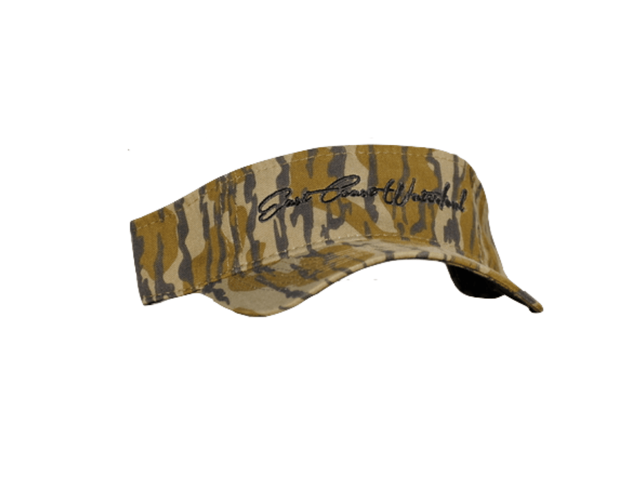 East Coast Waterfowl Camo Visors - Hunting and Fishing Depot
