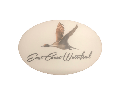 ECW Pintail Decal | East Coast Waterfowl - Hunting and Fishing Depot