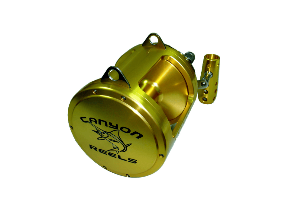 EX-30 Two Speed Trolling Reel - Canyon Reels