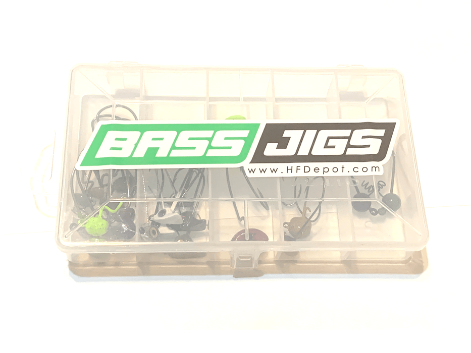 Finesse Bass Jigs Kits