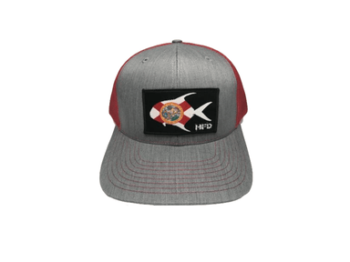 Florida Permit Patch Trucker Hat | HFD - Hunting and Fishing Depot