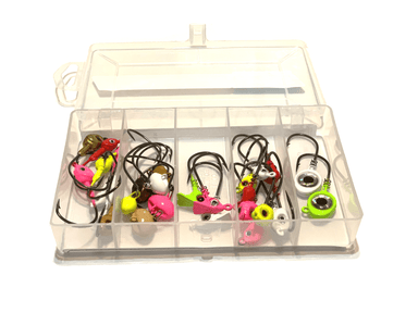 Flounder Jig Tackle Box