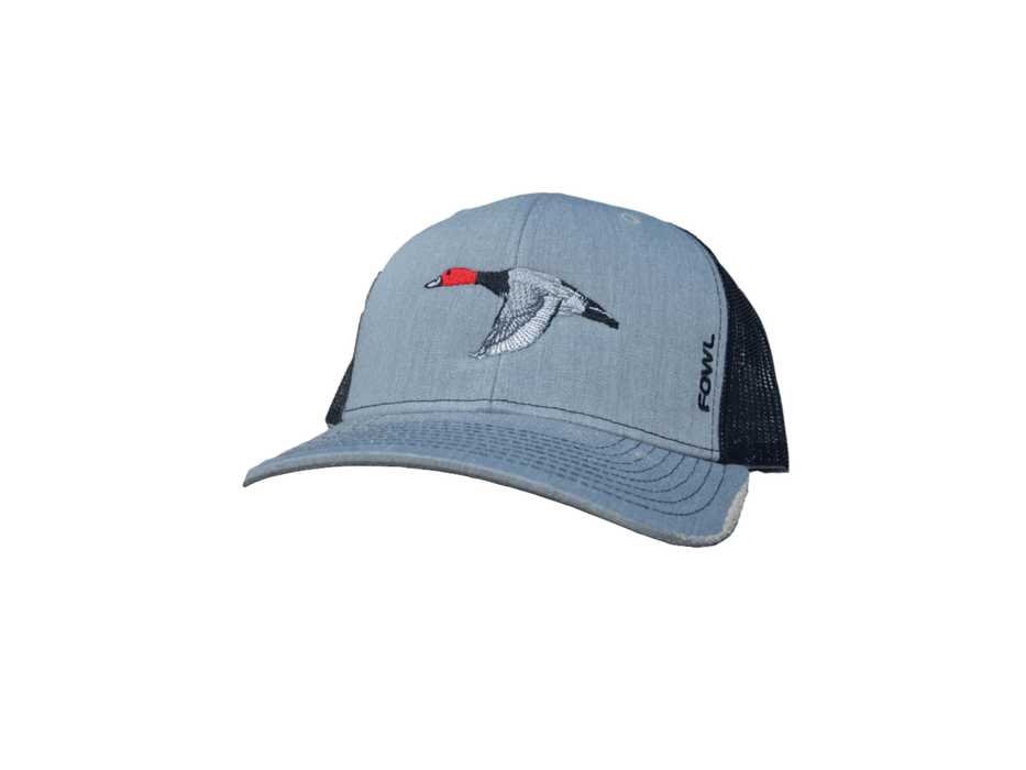 Redhead Snapback | Fowl - Hunting and Fishing Depot