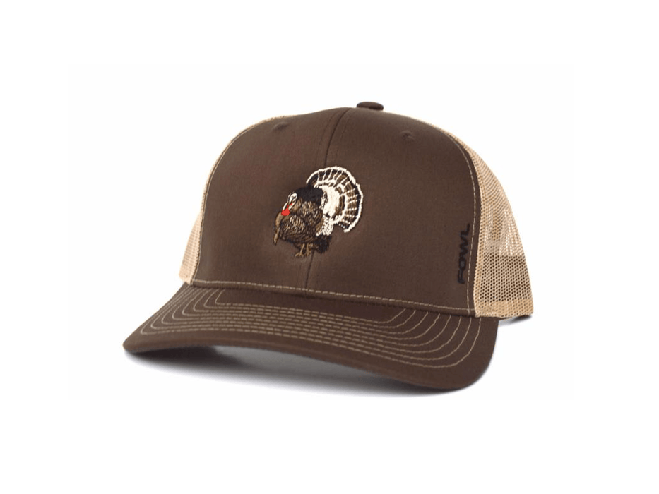 Turkey Snapback | Fowl - Hunting and Fishing Depot