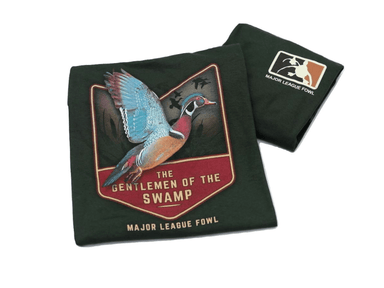 Limited Edition Wood Duck | Major League Fowl | Long Sleeve Shirt - Hunting and Fishing Depot