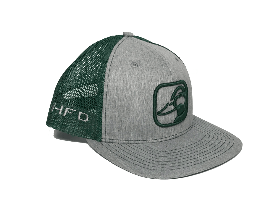 Green Mallard Hat (Side) | HFD