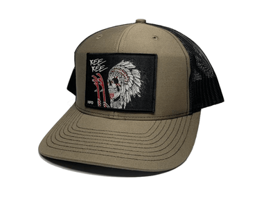 Loden / Black Indian Chief Kee Kee Hat - Hunting and Fishing Depot