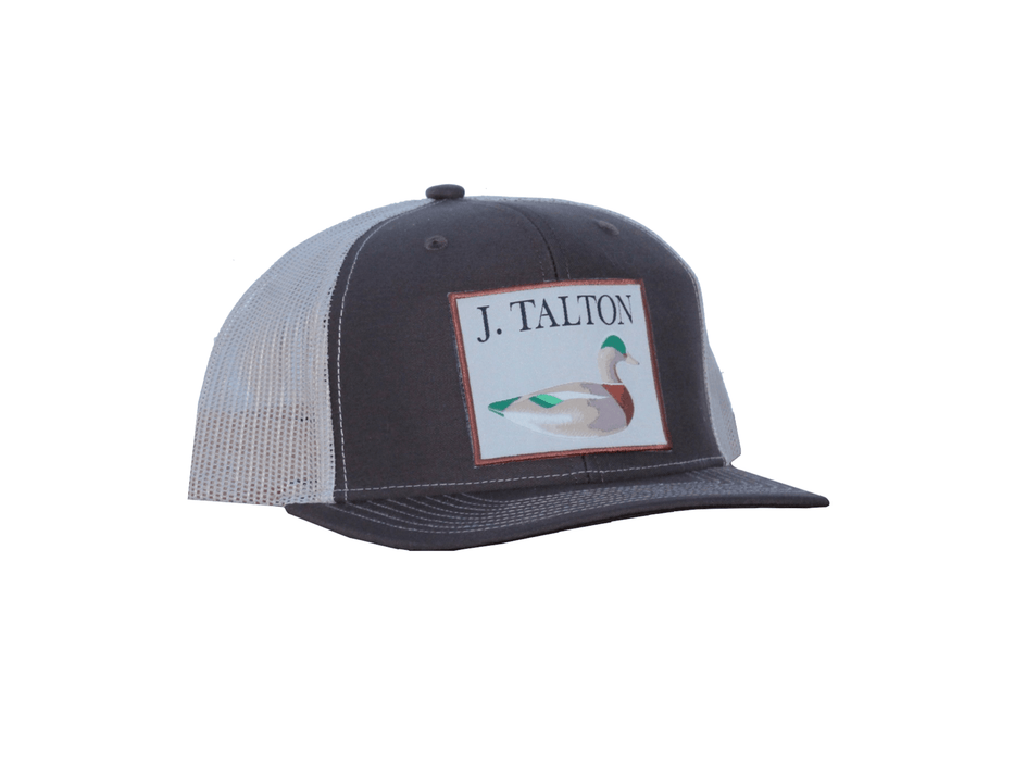 J Talton Decoys Patch Trucker Hat | East Coast Waterfowl - Hunting and Fishing Depot