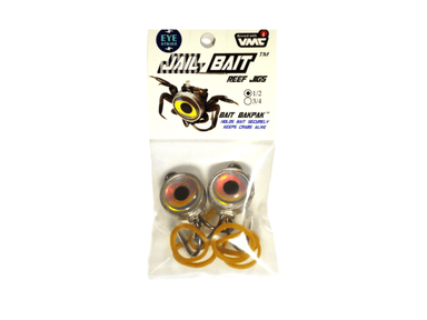 Jail Bait Reef Jigs (2 Pack) | Eye Strike Fishing