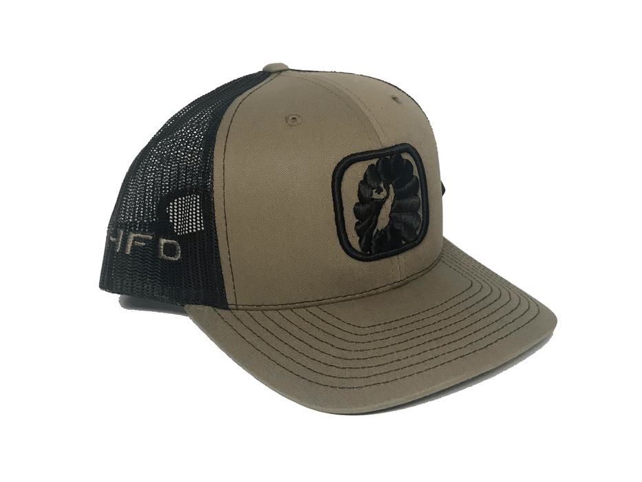 Loden / Black Ultimate Turkey Hat | Turkey Hunting Hat - Hunting and Fishing Depot