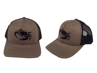 Haocline Crab Trucker Hat - Hunting and Fishing Depot