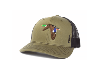 Loden/Black Mallard Snapback | Fowl | Hunting and Fishing Depot