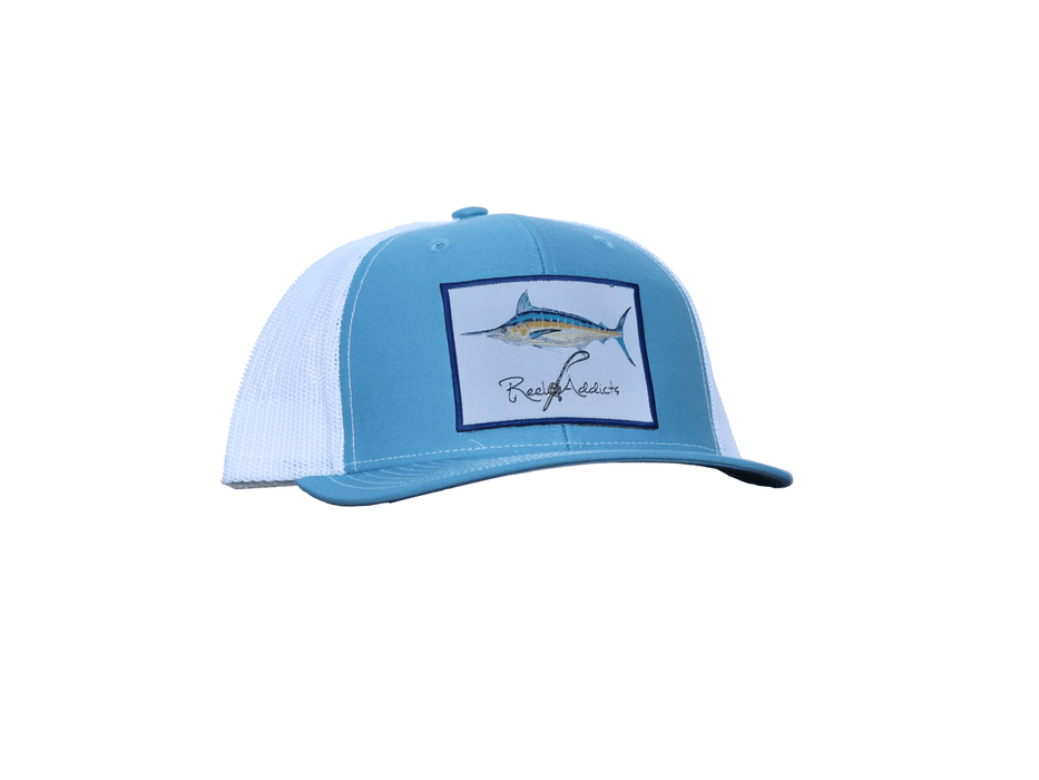 Marlin Snap Back | Reel Addicts - Hunting and Fishing Depot