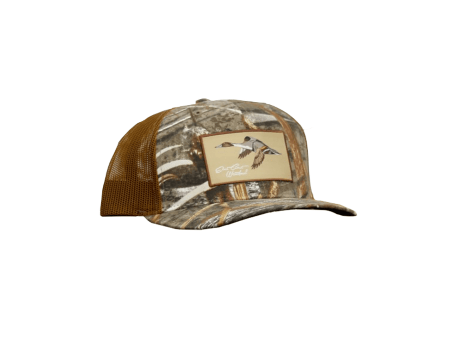 The Original Pintail Patch Snap Back From East Coast Waterfowl - Hunting and Fishing Depot