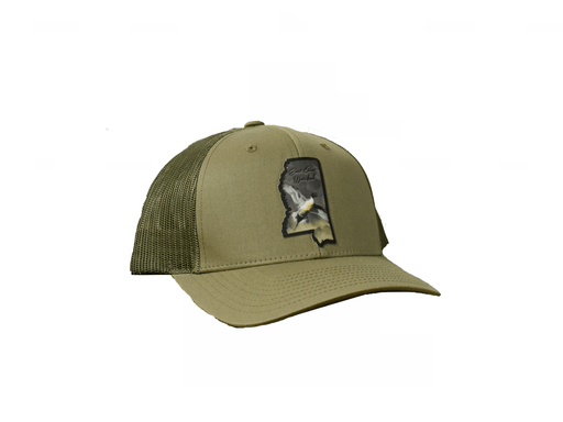 Mississippi Pintail State Patch Hat | East Coast Waterfowl
