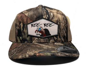 Mossy Oak Kee Kee Gobbling Turkey Hunting Hat