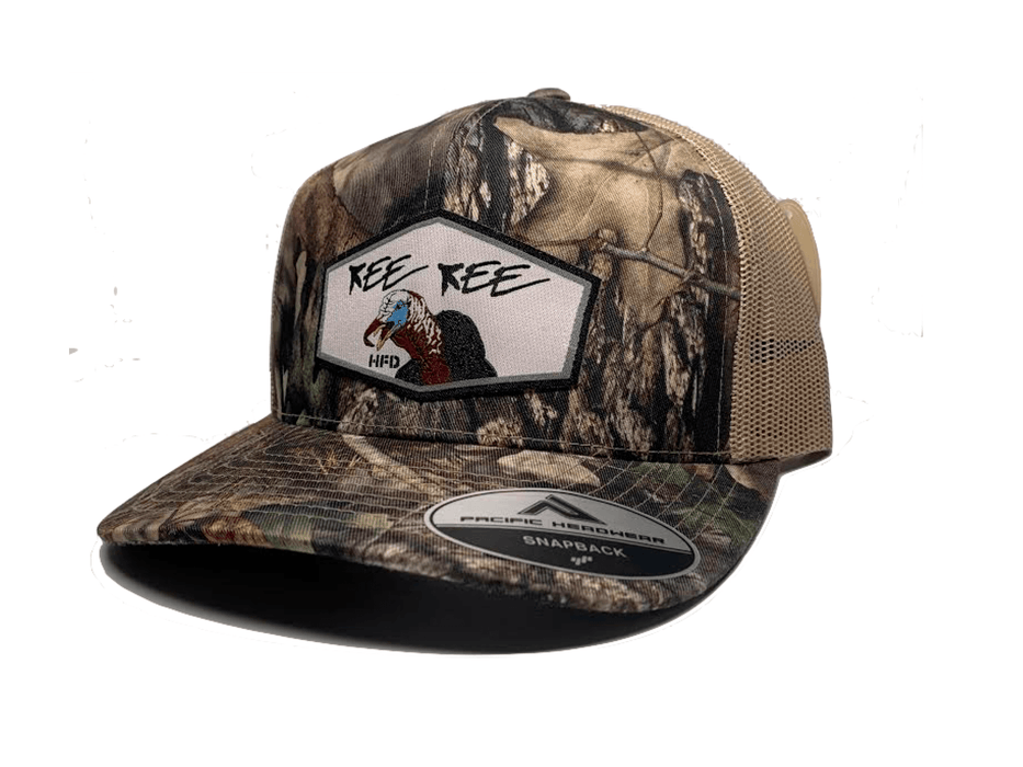 Mossy Oak Kee Kee Turkey Hat - Hunting and Fishing Depot