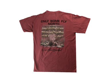 Only Some Fly North Red (Back) | East Coast Waterfowl